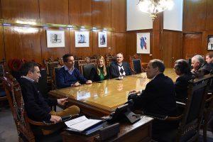 Nuevo Comité Ejecutivo de ADEC encabezado por Occhipinti