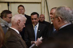 Finocchiaro afirmó que «no hay recorte presupuestario» en educación