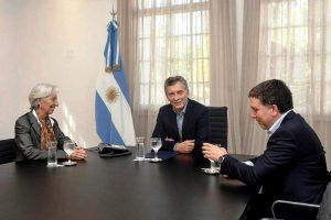 """Según el FMI, las negociaciones con Argentina están """"bien avanzadas"""""""
