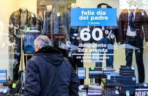 A nivel país, las ventas del Día del Padre cayeron 6,4%