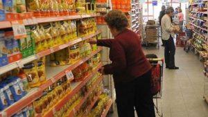 La canasta alimentaria se lleva más del 71% del salario mínimo
