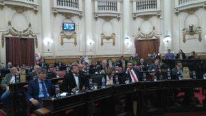 Oficialismo volvió a frenar la avanzada opositora por EPEC