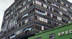 """Por la """"injusta"""" detención de un trabajador de EPEC, el gremio decretó paro por 48 horas"""