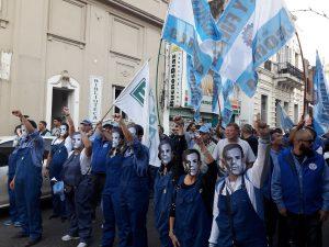 Sin solución al conflicto, Luz y Fuerza intensifica la protesta con un paro hasta el lunes