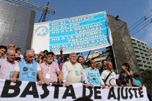 Como en el resto del país, en Córdoba se hará sentir el paro de las centrales obreras