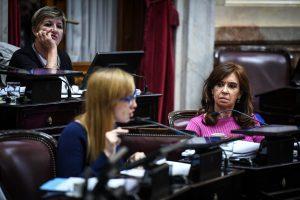 Postergan la discusión sobre el desafuero de Cristina Kirchner