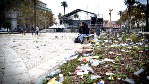 El Gobierno de Larreta pedirá el reintegro de más de $ 4 millones por los arreglos de Plaza de Mayo