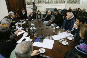 """En el día del periodista, Montero expresó la """"preocupación"""" de la Unicameral por los despidos en medios de comunicación"""