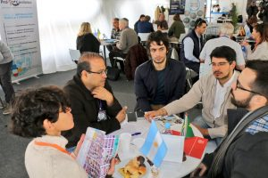AgroActiva: 330 entrevistas comerciales en ronda internacional de negocios