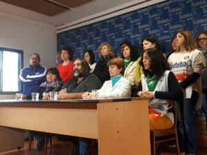Baradel calificó a la situación como «grave» y le pidió a Vidal que «atienda las necesidades de la educación»