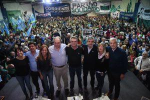 Rossi afirmó que el 10 de diciembre de 2019, el Gobierno del pueblo derogará la «nefasta» reforma jubilatoria