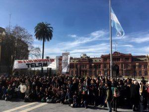 El Gobierno echó a más de 350 trabajadores de Télam