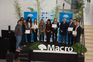 Emprendedores salteños recibieron su diploma de NAVES