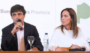"""El ministro de Economía de Vidal habló de """"accidente"""" en vez de crisis económica"""