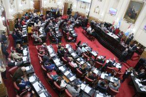 Unicameral aprobó el comité regulador de la cuenca del Arroyo Vila-Cululú