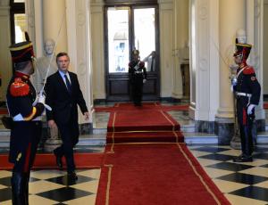 Macri con una intensa agenda de reuniones, luego de los cambios en el Gabinete