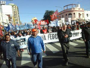"""""""En junio va a haber un paro nacional"""", afirmó el referente sindical de Ladrilleros"""