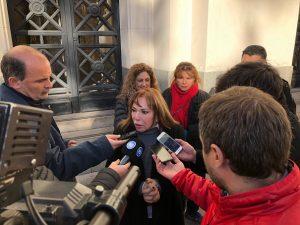 Transporte: Riutort presentó amparo contra el aumento del boleto que dispuso Mestre