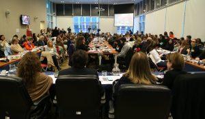 Senadores y diputados nacionales de la UCR rubricaron una declaración contra el aborto