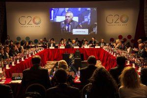 El G20 debate en Bariloche el futuro de la matriz energética internacional
