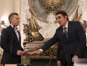"""Macri afirmó que se están desactivando las """"bombas económicas"""" del Gobierno K"""