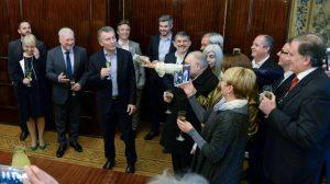 """Macri afirmó que el acuerdo con el FMI """"va a generar desarrollo"""""""