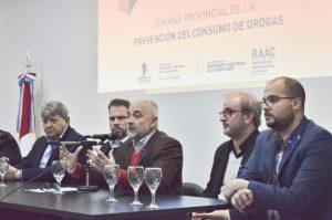 Mesa de enlace para prevenir las adicciones en el ámbito laboral