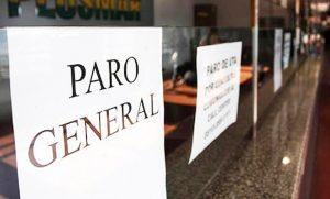 Trabajadores radicales se suman al paro nacional de la CGT