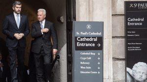 En Londres, Peña desplega su agenda en busca de inversiones