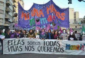 A tres años del #NiUnaMenos , un femicidio cada 30 horas