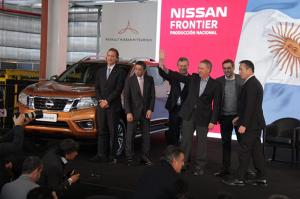 Nissan puso en marcha la producción de la pickup Frontier