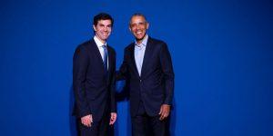 Urtubey se muestra presidenciable junto a Obama