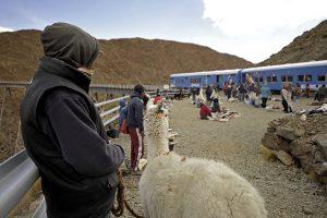 El Tren a las Nubes cumplió 46 años desde su primer viaje oficial turístico