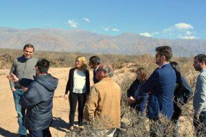 Está en marcha la construcción del primer parque solar en territorio salteño