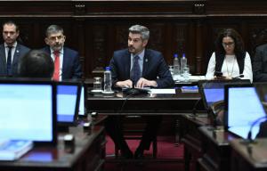 """Presupuesto 2019: Peña dijo que hay """"un avance muy concreto"""" en las negociaciones con los gobernadores"""