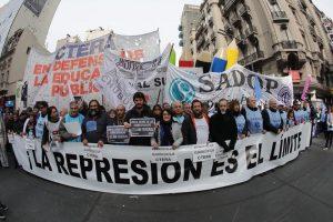 """Finocchiaro cuestionó el paro """"político partidario"""" de Ctera"""