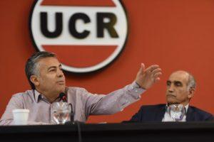 Por el duro pronunciamiento de la UCR, Carrió chicaneó a Cornejo