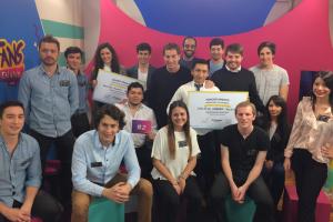 #Potenciate Tecnológico premió la creatividad de los jóvenes emprendedores