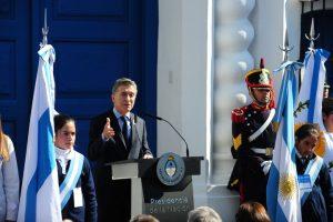 Macri en acto en Tucumán y Schiaretti encabeza desfile en Córdoba