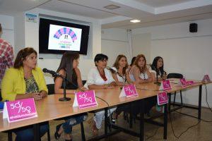 Con el pase de un despacho a la Comisión de Legislación General, buscan activar la sanción de la paridad de género