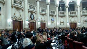 Con rechazo del arco opositor, la mayoría oficialista ratificó el «negocio» con la ex Kolektor
