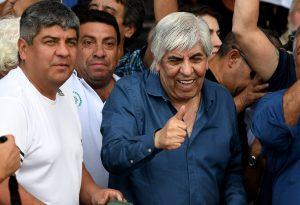 La Justicia decretó un embargo millonario al gremio de Camioneros