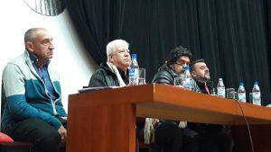 """Luz y Fuerza rechazó los despidos en EPEC y exigió a Schiaretti que """"respete la paz social"""""""