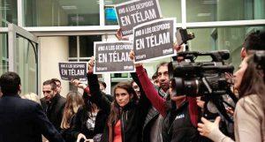 Carro demandó que Trabajo dicte la conciliación obligatoria ante los despidos de Télam