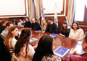 Un programa de voluntariado porteño, con destino internacional