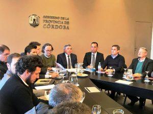 Con mensaje a Mestre, Massei evaluó que será «mayoritaria» la adhesión de los municipios al «Acuerdo Federal»