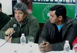 Pablo Moyano volvió a la carga por la multa y una posible intervención a Camioneros
