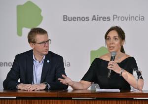 """Vidal habló de """"meses difíciles"""" y de una inflación """"más de la esperada"""""""