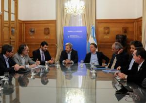 En busca de acuerdo, Nación presentó propuesta de ajuste a ministros de Provincias del PJ
