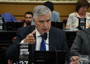 """Faltante de armas: Gutiérrez echó por tierra la denuncia y calificó a Touriño y Quinteros de """"denunciadores seriales"""""""